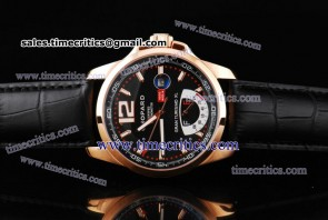 Chopard Trichp115 Mille Miglia Gran Turismo XL Power Reserve 1 Rose Gold Watch