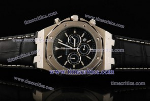 Audemars Piguet TriAP180 City of Sails Black Dial Steel Watch