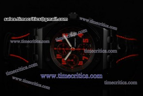 Audemars Piguet TriAP082 Royal Oak Offshore Limited Edition Black Dial Steel Watch