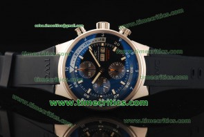 IWC TriIWCAQ2285 Aquatimer Chronograph Cousteau Divers Calypso Limited Edition Rose Gold Watch