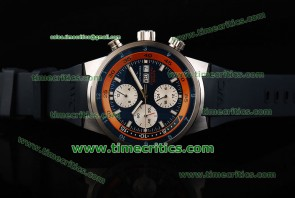 IWC TriIWCAQ2240 Aquatimer Chronograph Cousteau Divers Steel Watch