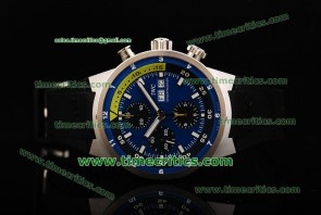 IWC TriIWCAQ2241 Aquatimer 1:1 Original Steel Watch