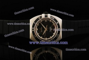 Omega TriOGA358 Constellation Double Eagle Steel Black Watch