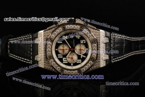 Audemars Piguet TriAP093 Royal Oak Offshore Limited Edition Black Dial Steel Watch