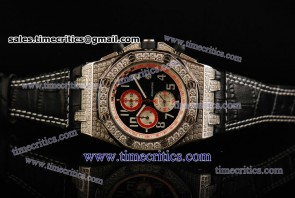 Audemars Piguet TriAP094 Royal Oak Offshore Limited Edition Black Dial Steel Watch