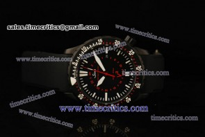 Sinn TriSINN002 U2 Black Dial PVD Watch
