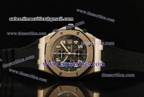 Audemars Piguet TriAP063 Royal Oak Offshore Gray Dial Titanium Watch