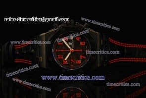 Audemars Piguet TriAP100 Royal Oak Offshore Limited Edition Black Dial PVD Watch