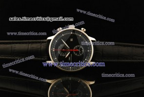 IWC TriIWCPG2421 Portuguese Yacht Club Chrono Steel Watch