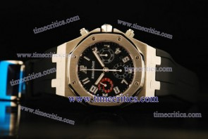 Audemars Piguet TriAP182 City of Sails Black Dial Steel Watch