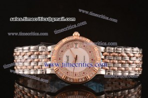 Piaget TriPIA061 Altiplano MOP and Diamond Dial Two Tone Watch