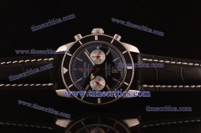 Breitling BrlSPO036 Superocean Heritage Chrono 125th Anniversary Leather Steel Watch