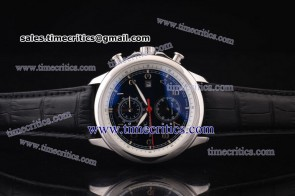 IWC TriIWCPG2433 Portuguese Yacht Club Chrono Steel Watch