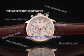 IWC TriIWCPG2436 Portuguese Yacht Club Chrono Steel/Rose Gold Watch