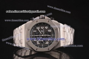 Audemars Piguet TriAP055 Royal Oak Offshore Gray Dial Steel Watch