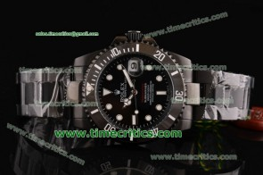 Rolex Pro-Hunter TriROL1439 Submariner Black Dial PVD Watch