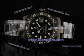 Rolex Pro-Hunter TriROL1442 Explorer II Black Dial PVD Watch