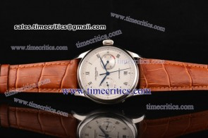 Patek Philippe TriPP271 Complications White Dial  Steel Watch
