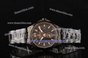Corum TriCOR083 Admiral's Cup Black Dial PVD Watch
