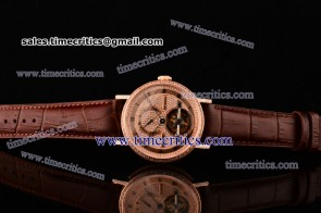 Breguet TriBRES056 Classique Complication White Dial Rose Gold Watch 1:1 Original