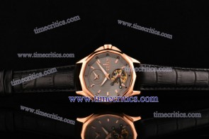 Corum TriCOR076 Admirals Cup Grey Dial Rose Gold Watch