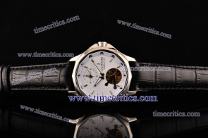 Corum TriCOR082 Admirals Cup White Dial Steel Watch