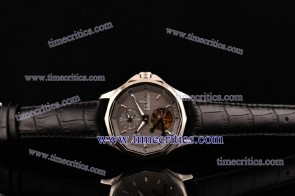 Corum TriCOR083 Admirals Cup Gray Dial Steel Watch