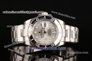 Rolex TriROL079 Submariner Steel Steel Silver Watch