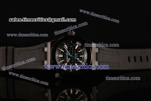 Audemars Piguet TriAP89007 Project X Designs Black Dial PVD Watch 1:1 Original (Z)