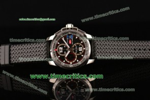 Chopard TriCHOP89022 Mille Miglia GT XL Chrono Black Dial Steel Watch(H) 1:1 Original
