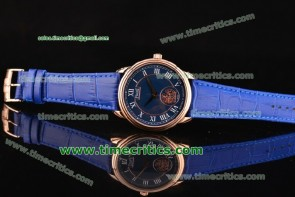 Piaget TriPIA99026 Altiplano Blue Dial Rose Gold Watch