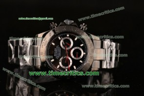 Rolex TriROX99056 Daytona Project X Designs Black Dial PVD Watch