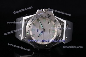 Linde Werdelin TriLW99008 The One White Dial Steel Watch 1:1 Original(Z)