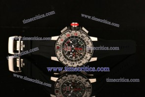 Richard Mille Chrono TriRM99026 RM032 Skeleton Dial Steel Watch