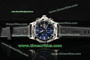 Tag Heuer TriTAG89019 Aquaracer 300 M Automatic Blue Dial Steel Watch