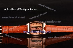 Corum TriCM89027 Golden Bridge Rose Gold Dial Rose Gold Watch
