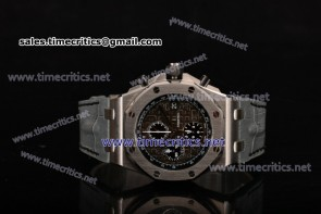 Audemars Piguet TriAP89138 Royal Oak Offshore Chrono Grey Dial Steel Watch (J12)
