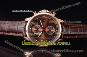IWC TriIWC89159 Portugieser Yacht Club Brown Dial Rose Gold Watch