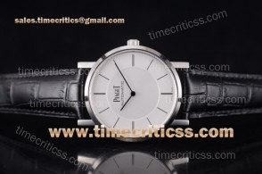Piaget TriPIA99063 Altiplano White Dial Steel Watch (YF)