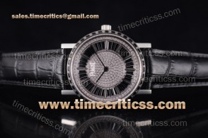 Piaget TriPIA99064 Altiplano Diamonds Dial Steel Watch (YF)