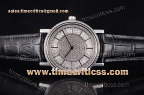 Piaget TriPIA99066 Altiplano Diamonds Dial Steel Watch (YF)