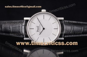 Piaget TriPIA99067 Altiplano White Dial Steel Watch (YF)