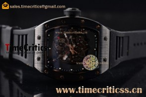Richard Mille TriRM99228 Richard Mille RM 055 Bubba Watson Skeleton Ceramic/Rose Gold Watch