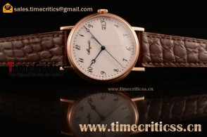 Breguet TriPN740 Classique White Dial Rose Gold Watch (AAAF)