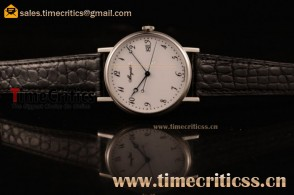 Breguet TriPN742 Classique White Dial Steel Watch (AAAF)