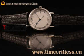 Breguet TriPN744 Classique White Dial Steel Watch (AAAF)