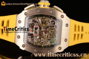 Richard Mille TriRM99243 RM11-03 Skeleton Dial Watch (KV)