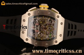 Richard Mille TriRM99244 RM11-03 Skeleton Dial Watch (KV)