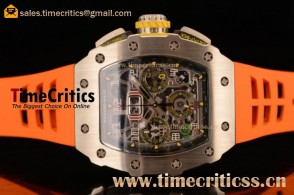 Richard Mille TriRM99247 RM11-03 Skeleton Dial Watch (KV)
