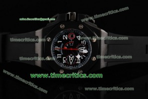 Audemars Piguet TriAP169 Alinghi Black Dial PVD Watch